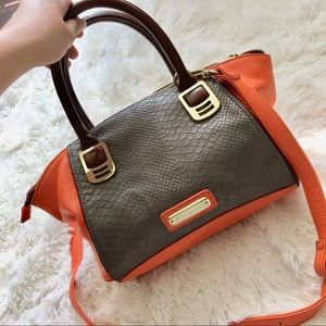 STEVE MADDEN HANDBAG WITH CROSSBODY STRAP